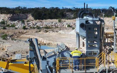 Sandy Point Quarry opens to local community